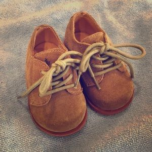 Ralph Lauren Baby Boy Classic Oxford Shoes